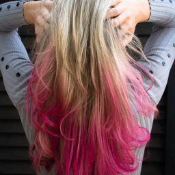 The Best Way to Keep Purple Hair Color