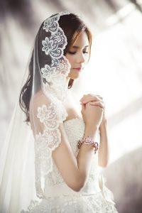 skin care wedding